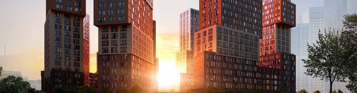Реклама новостроечных жилых комплексов (ЖК)